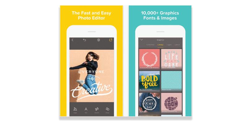 اپلیکیشن های برتر طراحی آیفون