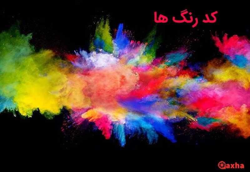 colors code