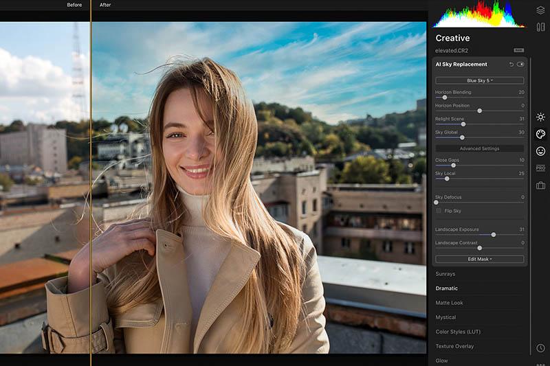 مقایسه فایل RAW با فایل JPEG