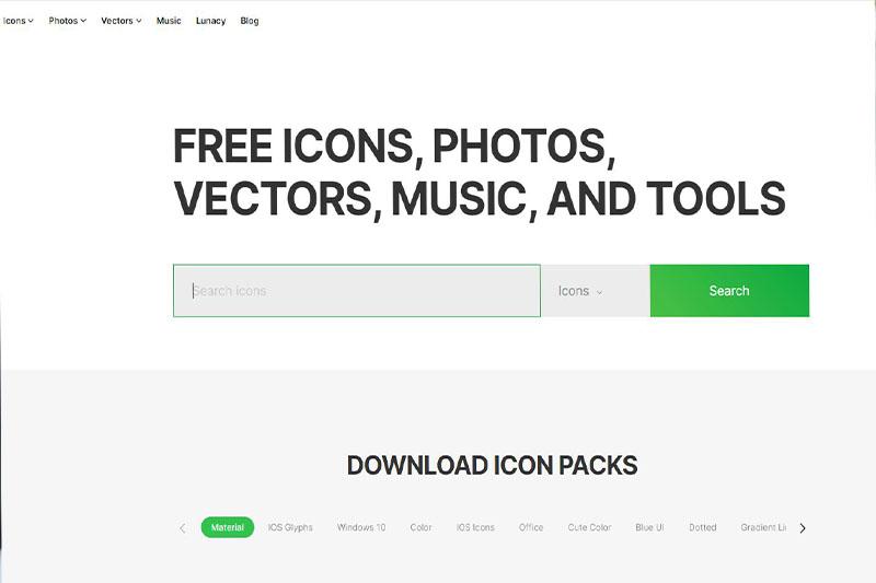 سایت Icons8 چیست