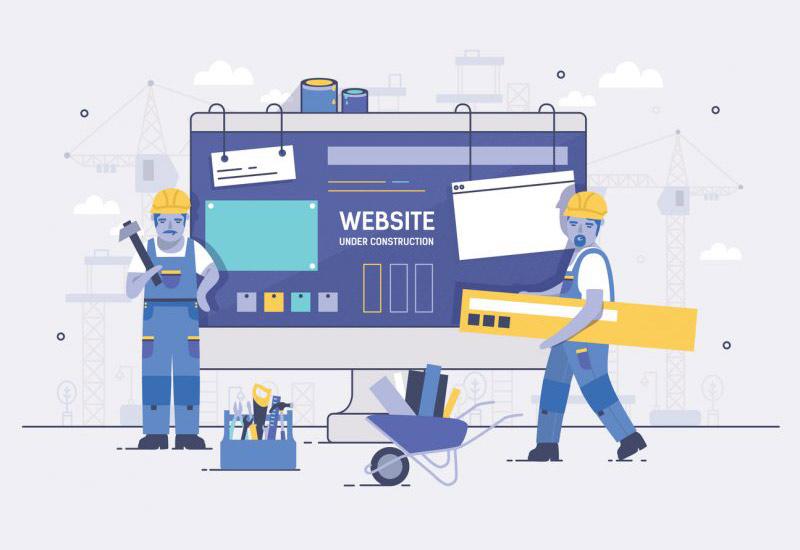 تفاوت های قالب سایت آماده و اختصاصی